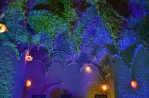 Immagine soffitto grotta di sale